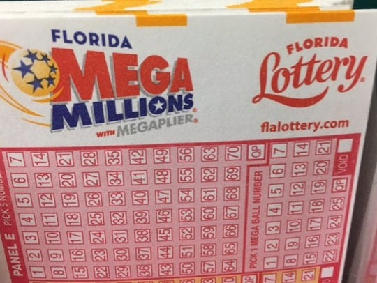 Mega Millions is played in 44 states.