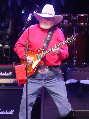 Charlie Daniels and his Journey Home Project have made a donation to fund cancer research for veterans.