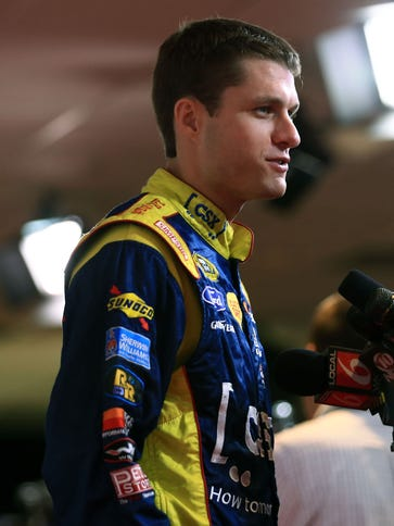 David Ragan will drive the No. 18 Joe Gibbs Racing