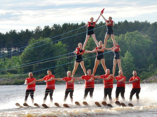 The Water Walkers will celebrate its 20th anniversary this weekend at the Great Dane Pub and Brewing Co.