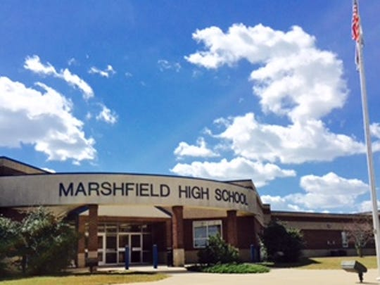 Marshfield High School