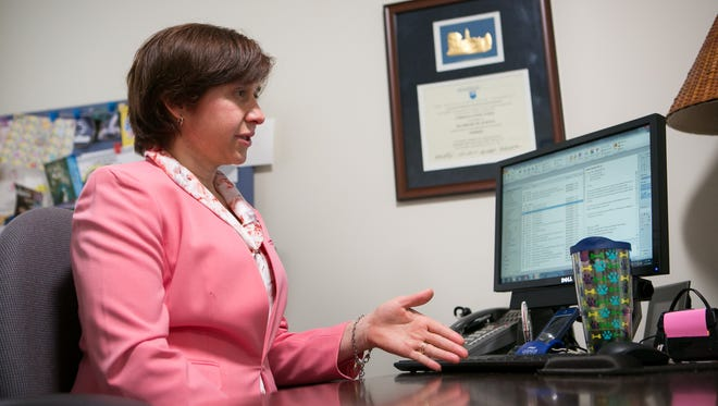Corinna Getchell , director of the state Office of Health Facilities Licensing and Certification.