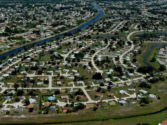 From day one, Port St. Lucie was designed to grow.