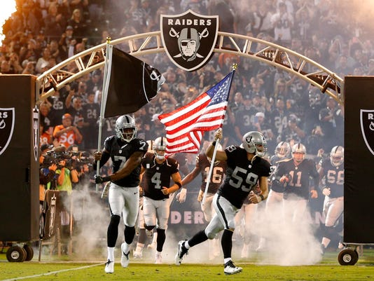 NFL: Denver Broncos at Oakland Raiders
