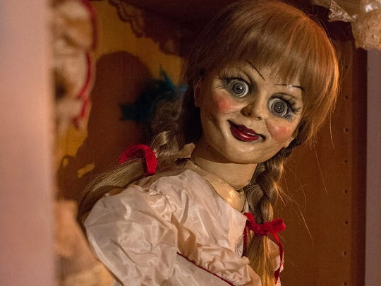 """Annabelle"" has been a solid October performer."