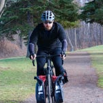 Pittsford man to bike 4,000 miles for Parkinson's