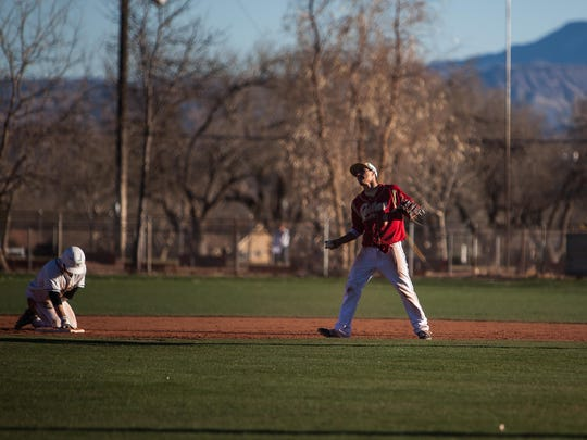 Cedar played Stansbury at Elks Field in St. George