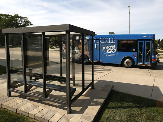 Public Works Director Jordan Skiff provided a department budget preview that includes replacing seven city transit buses by 2021.