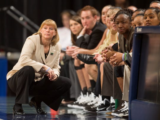 Sharon Versyp, head coach of Purdue, has been guiding the Boilers since 2006.