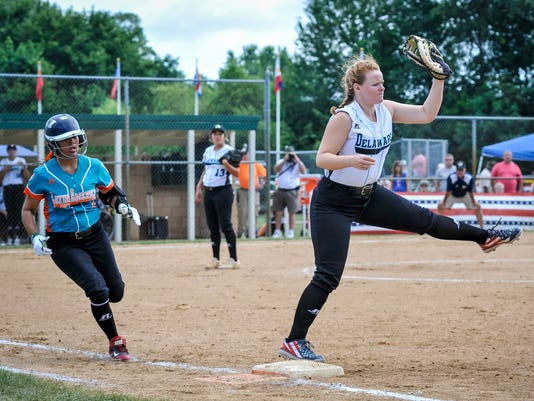 Big League Softball World Series, District III All -Stars vs. Latin America, Tuesday, August 2, 2016