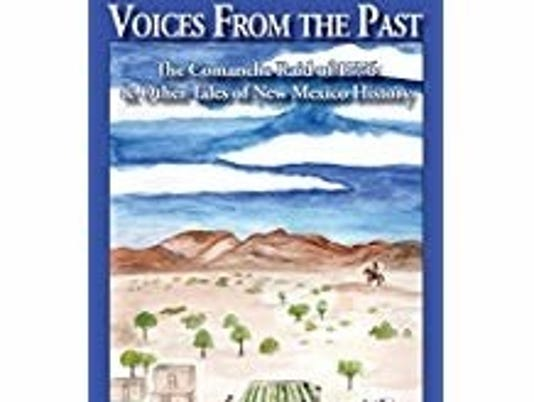 """Book cover from """"Voices from the Past.""""r.jpg"""