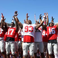 New year, new faces, same expectations for Buckeyes
