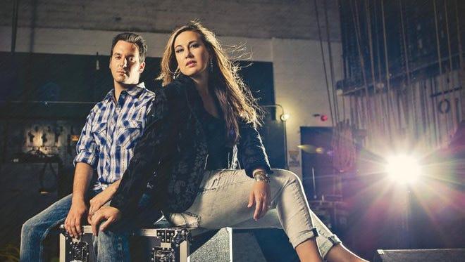 Martina Otterbeck and Joseph Costa are Terra Bella.