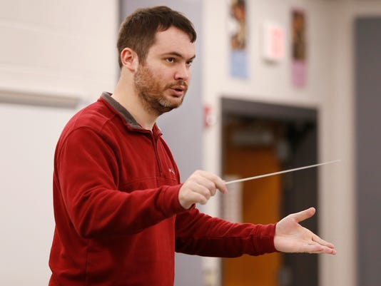 LAF Benton Central is alive with the sounds of music