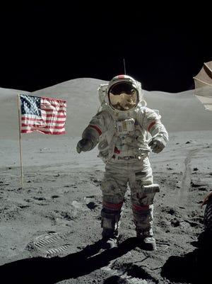 Capt. Gene Cernan, former Pensacola Naval Air Station flight student and NASA astronaut,  died Monday, Jan. 16.