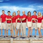 "Kate Chastain returns to the yachting reality show ""Below Deck"" on Bravo. Season 3 premieres Aug. 25."