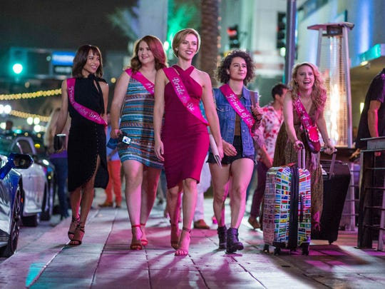 'Rough Night' is out on DVD Tuesday.