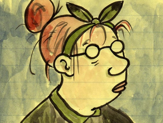Lynda-Barry-Self-Portrait