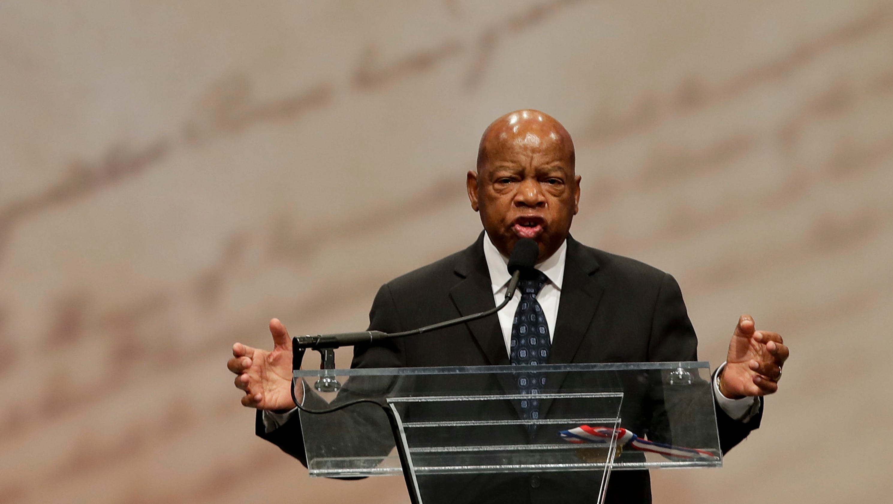 Trump slammed for attacking civil rights icon Rep. John Lewis