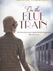 On the Blue Train book cover.