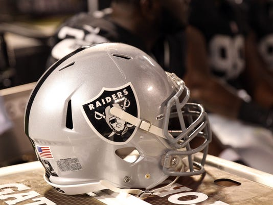 St Louis Rams v Oakland Raiders