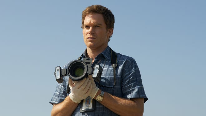Michael C. Hall played serial killer Dexter Morgan, the title character of the acclaimed Showtime drama, 'Dexter,' which will return as a limited series in 2021.