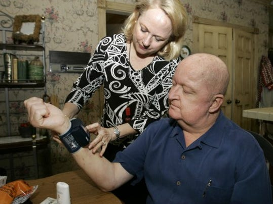 Learn how to help friends or family members with cancer without making them feel sick. (AP Photo/David J. Phillip, File)