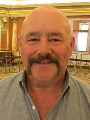 Steve Corrigan.