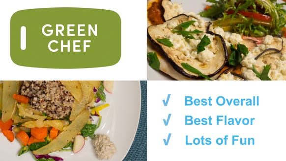 Try new gluten-free, keto, and vegan recipes with step-by-step
