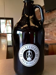 Huckleberry Brewing Company's beers could be served