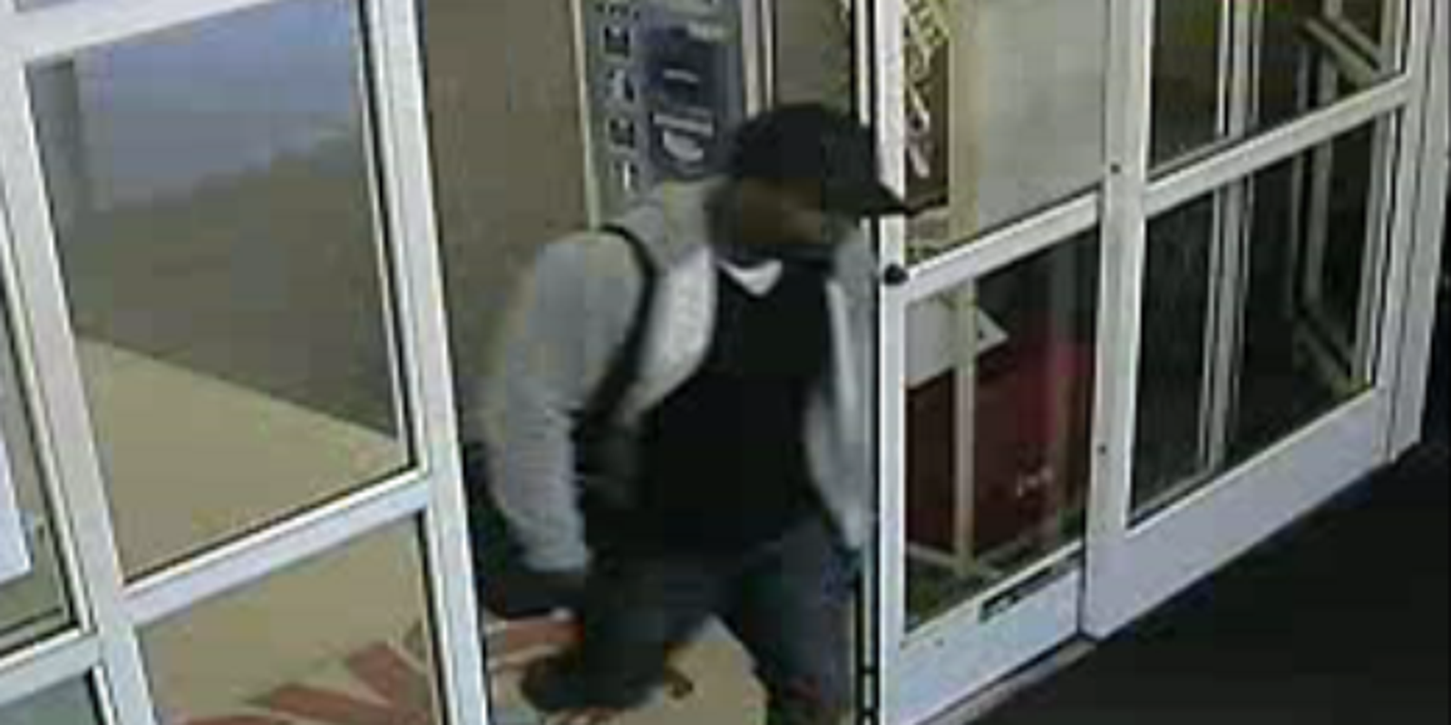 Police release image of armed robber at Wilmington CVS