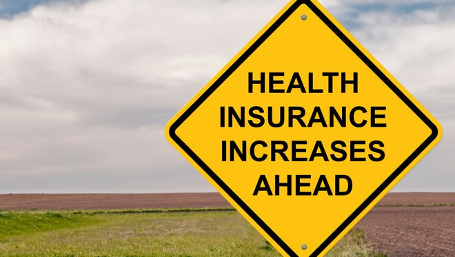 Most Tennesseans who currently have coverage through the exchange will see big rate increases for 2016.