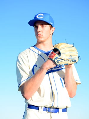 Carlsbad's Trevor Rogers is in a win-win situation, trying to decide between the 2017 MLB Draft and continuing career at Texas Tech.