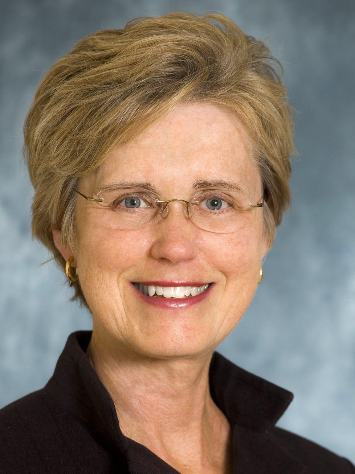 Mariam C. Noland, president of the Community Foundation
