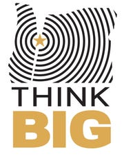 Think Big logo