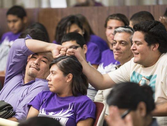 Activistas reaccionan favorablemente a que el Concilio