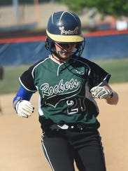 James Buchanan's Brooke Pittman has been hitting well