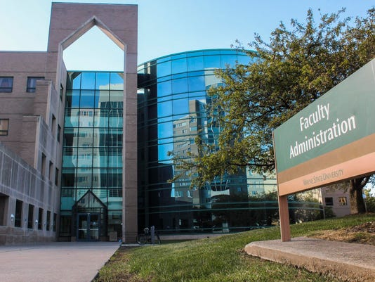 Faculty Administration Building, Wayne State University