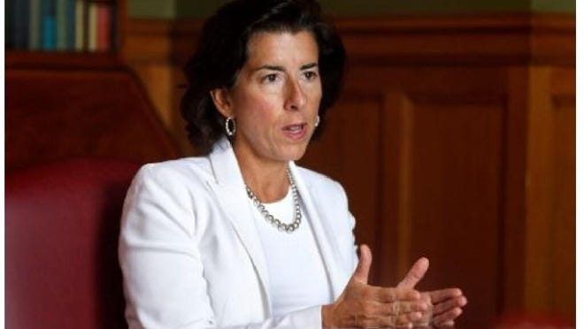 Governor Gina Raimondo said the $900 payments will be issued starting Thursday and running through next week.