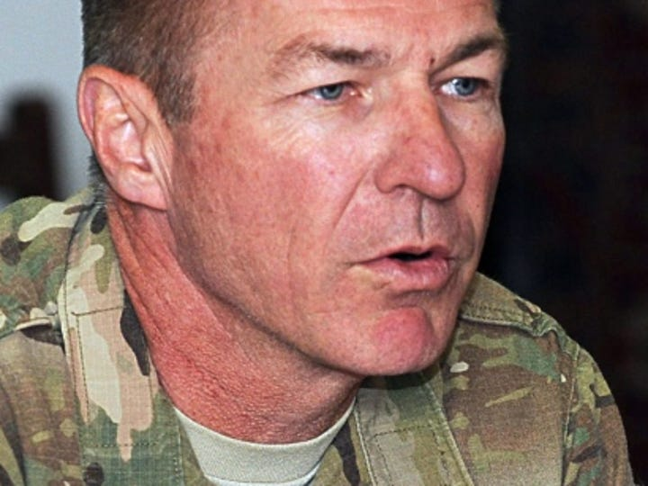 Lt. Gen. James McConville, the Army's personnel chief,