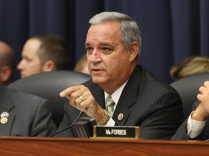 House Committee on Veterans' Affairs chairman Rep.