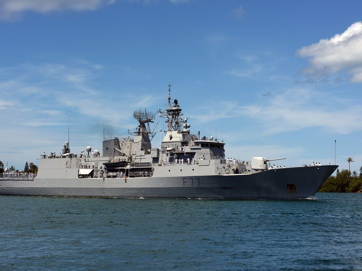 New Zealand and the U.S.  are strengthening their defense