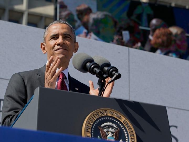 President Obama will address a major veterans organization