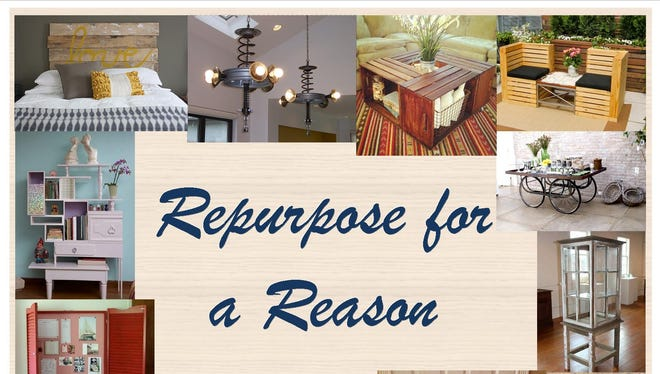 Repurpose for a Reason, a program sponsored  by Greater Green Bay Habitat for Humanity.