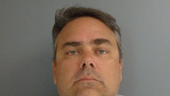 Christian Lesieur Blank, 48, has been charged with allowing his daughter to bait and kill a seagull in Rehoboth Beach.