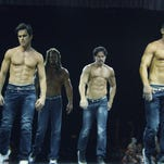 """Magic Mike XXL"" picks up three years later, when the guys get together for a road trip and one last show."