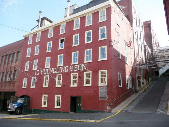 Yuengling, the oldest brewery in the country, offers