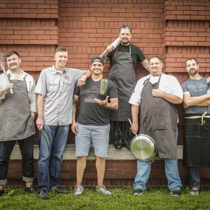 These six men take contemporary Indiana cuisine on