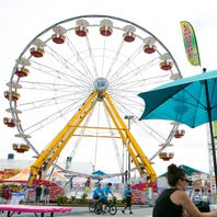 Delaware State Fair: Friday deals, weather, rides and shows