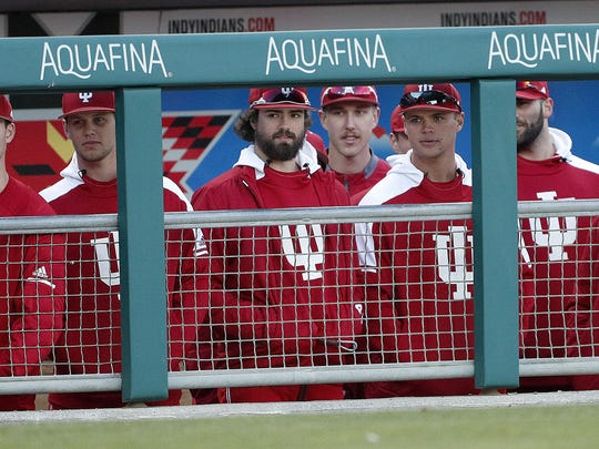 IU baseball has vaulted to the top of the Big Ten in